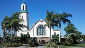 Santa Sofia Church in Casa de Oro