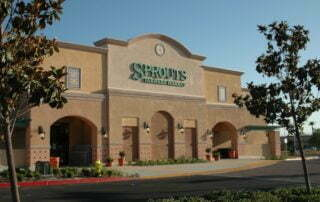 Sprouts Exterior